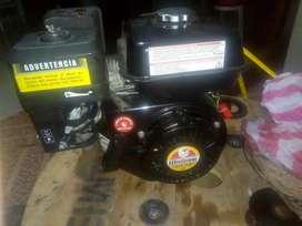 Motor 4t marca warrior con embrague centrifugo