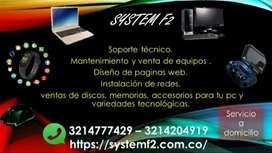 Arreglo y mantenimiento de computadores