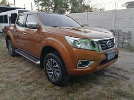 Nissan frontier 2016 NP 300 4X4 doble cabina