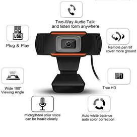 Camara web 1080p