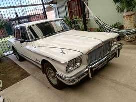 VALIANT II Modelo 1963