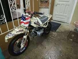 Vendo moto ranger 110 cc