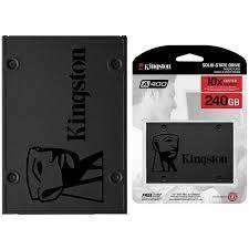 DISCO DURO DE ESTADO KINGSTON SOLIDO A400 DE 240 GB nuevos