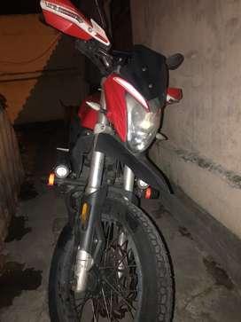 Vendo aprilia etx 150cc