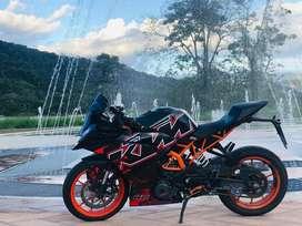 KTM RC 390 2015