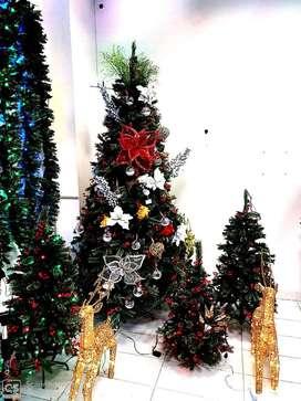 Arbol de Navidad Nebraska Cerezos Y Pino