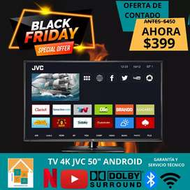 """Tv Android 50"""" JVC"""