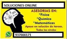 soluciones online