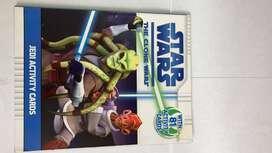 Libro de cartas Star Wars the Clone Wars