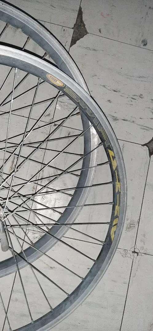 Vendo aros de bicicleta de ruta rin 26