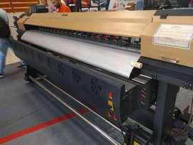 Plotter impresión digital 2.20 metros