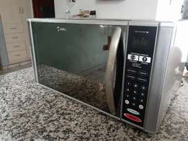Refrigeradora+microondas