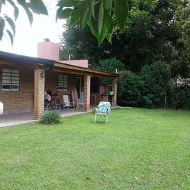 Vendo casa San Miguel del Monte 180 mt. laguna