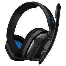 Vendo auriculares logitech Astro-A10 compatibles con PS4-Xbox one y PC