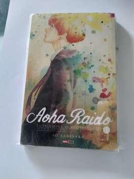 Manga Aoha Raido, tomo 11