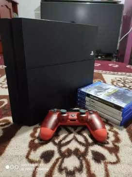 PS4 vendo o cambio