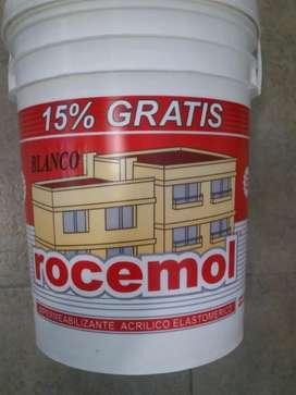 Rocemol Membrana Impermeabilizante Blanco