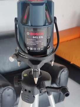 Nivel láser Bosch 5 líneas