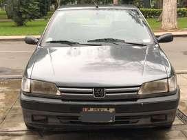Venta de auto Peugeot 306-xr