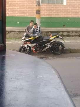 Venta de Moto Pulsar Rs 200