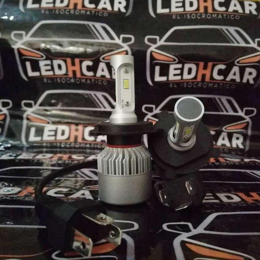 Luces Led para Autos & Moto 8000lm 0
