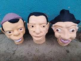 Venta de cabezas y muñecos 3️⃣1️⃣5️⃣5️⃣5️⃣1️⃣9️⃣5️⃣7️⃣5️⃣