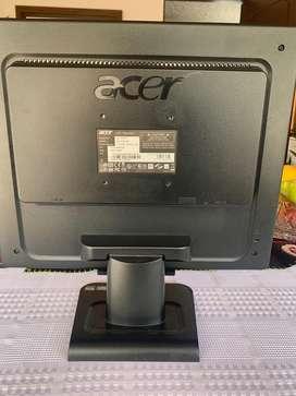Monitor LCD de 17 pilgadas Acer