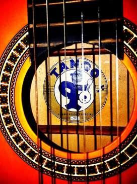 Vendo Guitarra criolla Tango Impecable