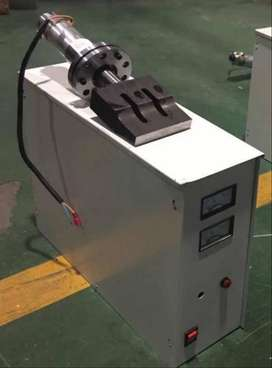 Generador de ultrasonido con cuerno rectangular de 110x20mm 20khz 2000w para tapabocas, venta y reparación