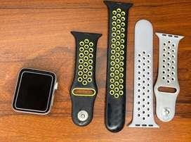 Apple watch series 2 42mm con accesorios