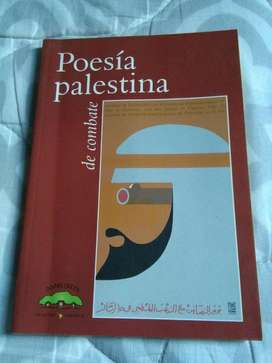 Poesia Palestina de Combate . Libro 2003 seleccion Abdellatif Laabi