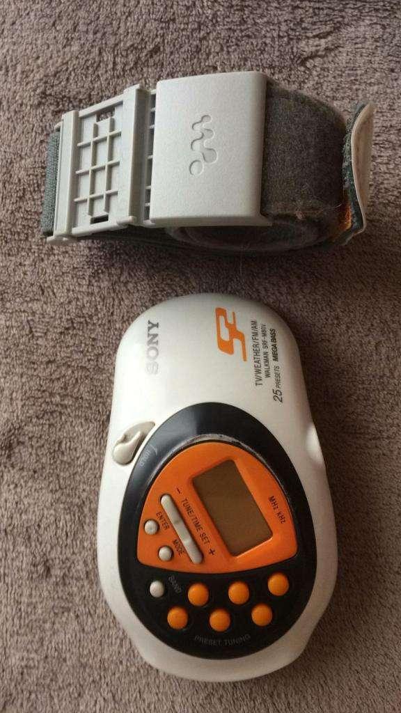 Walkman SRFM80V de Sony 0