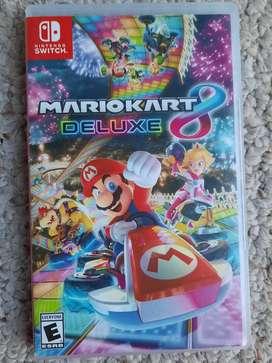 Mario Kart 8 Deluxe / Nintendo Switch