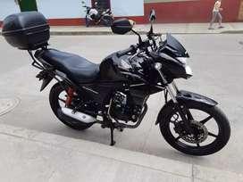 Se vende moto cb 110 dlx excelente  estado.