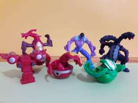 Art 59 Bakugan Mc Donalds Burger King Coleccion 2009