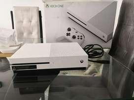 XBOX ONE S 512 GB DISCO ESTADO SÓLIDO CAMBIO POR PS4