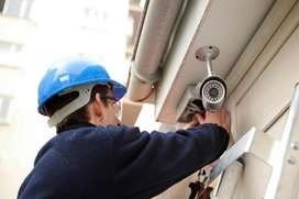 INSTALACION COLOCACION CAMARAS SEGURIDAD IP CCTV