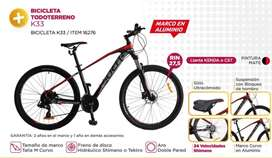 Bicicleta k33 SUEH
