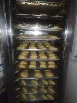 Busco trabajo de panadero con muy buena experiencia