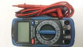 Multimetro digital compacto ST912N Standard Eurodigital