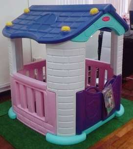 CASITA DE JUEGO FROZZ BABY KITS