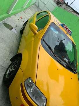 Vendo o Cambio/ Taxi Amarillo