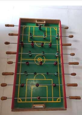 Vendo futbolin medidas 80x40