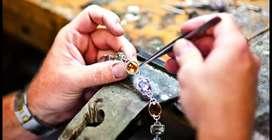 Reparación y limpieza de todo tipo de joyas