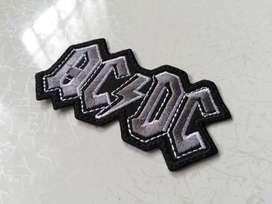 Parches The Beatles, AC /DC, Metallica