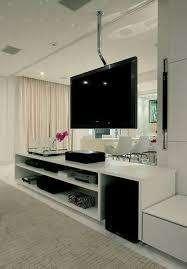 soporte tv de techo multifuncional
