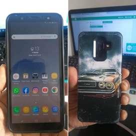 Samsung galaxy A6 plus 32Gb 3Gb Ram camara frontal de 24mp