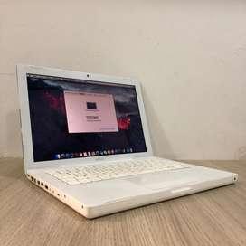 Portatil macbook con DISCO SOLIDO SSD