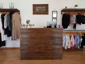 Venta fondo de comercio indumentaria femenina