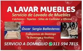 LAVADO Y DESINFECCION DE MUEBLES EN IBAGUE